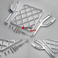 FREE SHIPPING Pro Moto Billet Rear Cargo Rack Fit For HONDA CRF450X 2005 2009