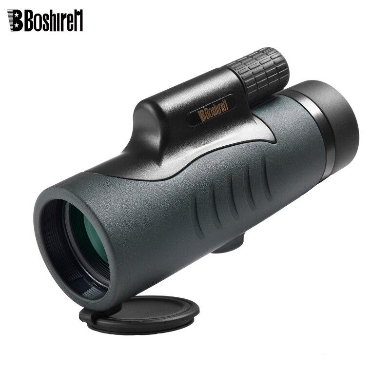 10x42 Monocular Waterproof Telescope Quality for Hunting Binocular High Power Zoom Monocular Telescope with BaK4 Prism Optics