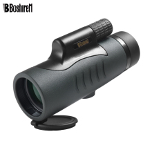 10x42 Monocular Waterproof Telescope Quality for Hunting Binocular High Power Zoom with BaK4 Prism Optics