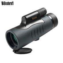 10x42 Monocular Waterproof Telescope Quality for Hunting Binocular High Power Zoom Monocular Telescope with BaK4 Prism Optics цена и фото