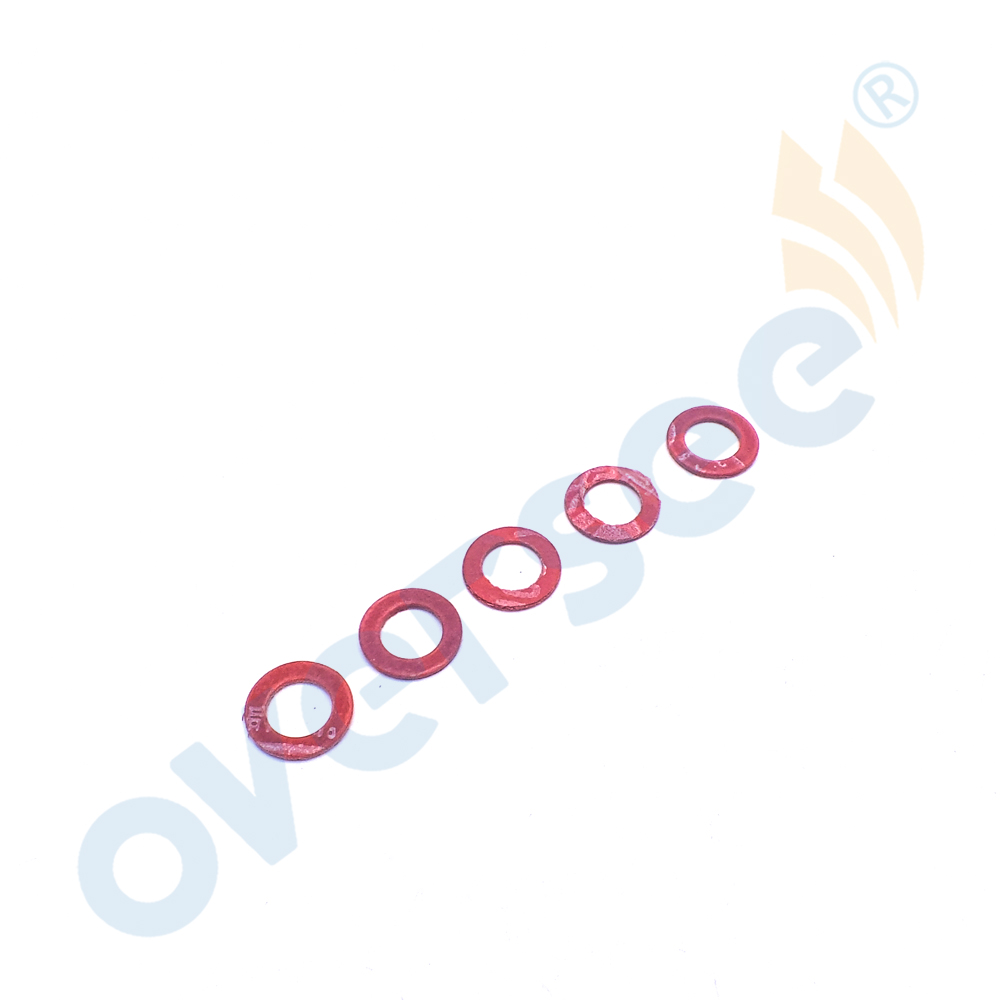 F4-03000024  Oil Seals 90430-08020-0 For Yamaha Parsun Transmission Outboard Motor Gear Box 5PCS