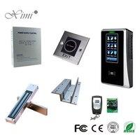 Бесплатное программное обеспечение TCP/IP USB 30000 пользователя Ёмкость автономный дверь контроля доступа Замок DIY SC700 смарт карты Система контр