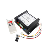 12 30V 200W Brushed DC Motor Speed Controller PWM HHO RC Governor Remote Control