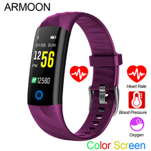 Smart Bracelet S5 Android IOS Heart Rate Sleep Monitor Fitness Tracker Blood Pressure Watch Waterproof Color Screen Sports Band k6 color screen smart wristband sports bracelet heart rate blood pressure monitor fitness tracker for samsung galaxy s6 s5 s4 s3