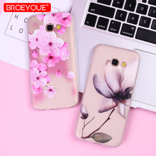 BROEYOUE For Samsung Galaxy S7 Edge Case J5 2017 J7 J3 A3 A5 2017 J2 Prime S8 Plus Note 8 Case For iPhone SE 5S X 6 6S 7 8 Plus