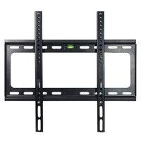 Slanke Lage Profiel Tv Beugel voor 25 28 32 34 37 42 48 50 55 60 inch LED LCD Plasma Platte Schermen, Magnetische Bubble