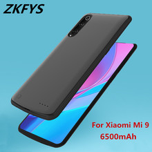 6500mAh Ultra Thin Fast Charger Battery Cover For Xiaomi Mi 9 Case Portable High Quality Power Bank