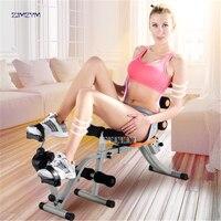 JD JFJ 006 Multifunctional body building fitness equipment Vertical Abdomen Machine Gym home Exercise abdominal muscles 150kg
