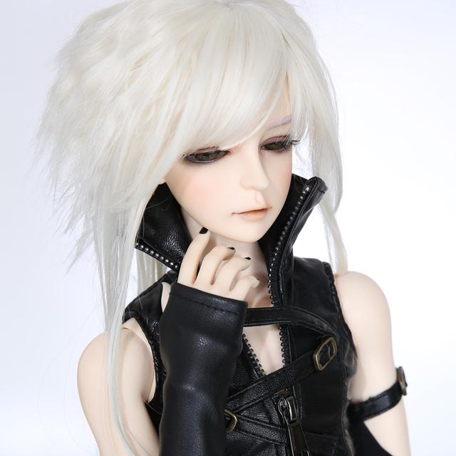 OUENEIFS Ducan elf ear or human ear DOD bjd sd doll1/3 body model  baby girls boys eyes High Quality toys shop