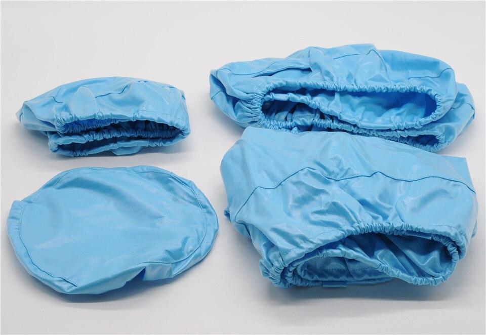6 цветов стоматология клиника стул водопроф блок крышка протектор для лабораторных принадлежностей