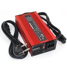 54.6v 5a li-ion bateria carregador bicicleta 48 v lítio 13s 48 volts li-ion 54.6v 5 amp segurança inteligente para 10ah 15ah 48 v 20ah bateria