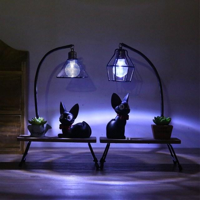 Cute Cat Night Light lamps