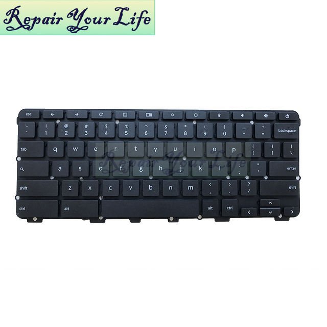 f45289bbce4 Repair You Life Laptop Keyboard For ACER for Chromebook R13 US layout black  color original and