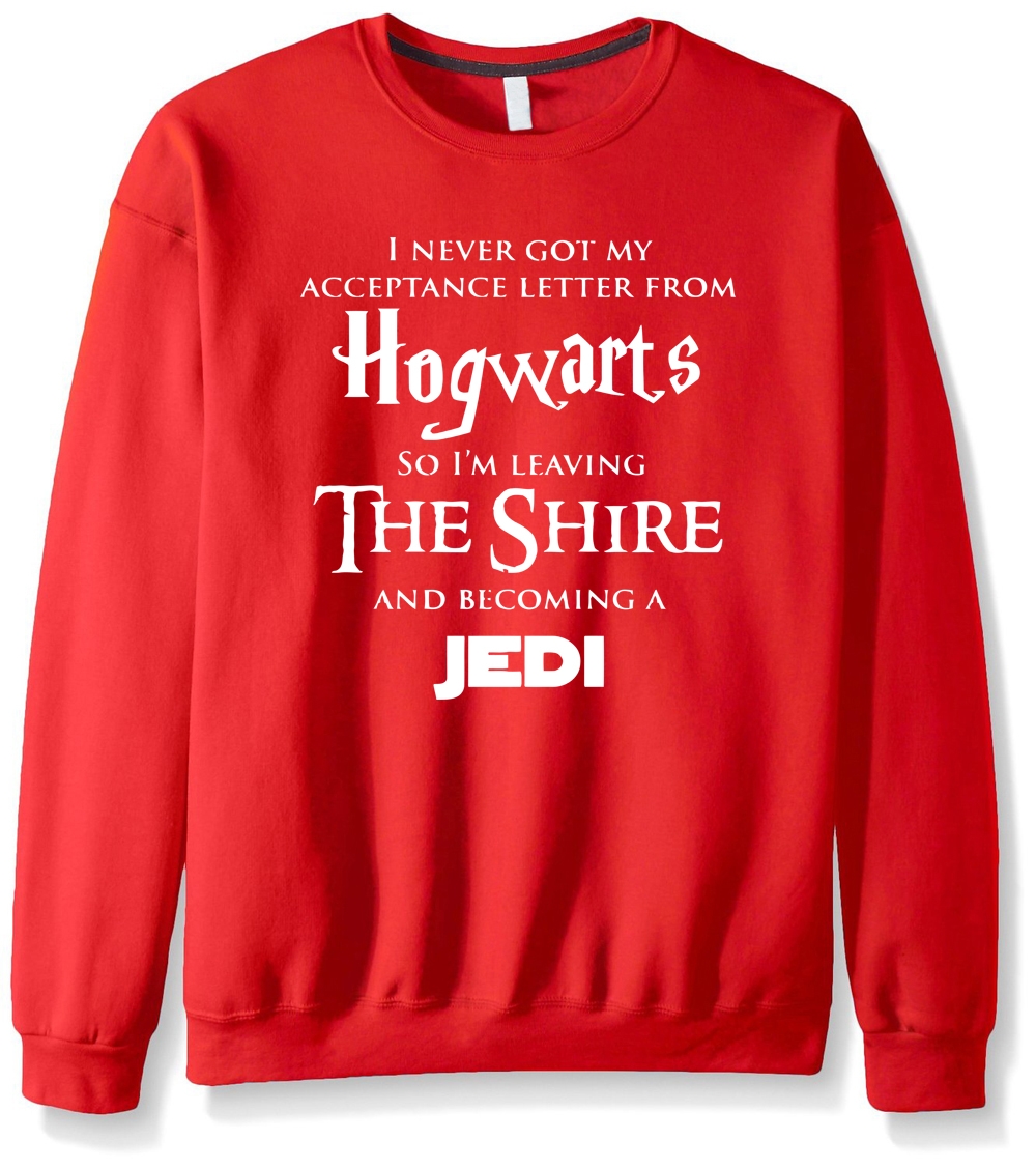 I never got my acceptance letter men39s sweatshirt for I never got my acceptance letter from hogwarts hoodie