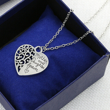 Mother Day Love Pendant Necklace