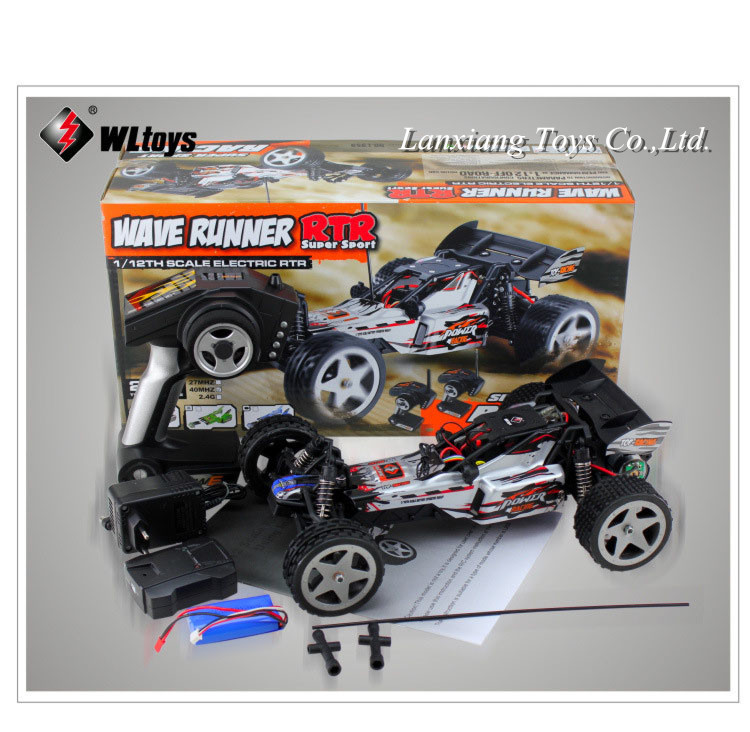 WLToys L959 Remote Control Car 2.4G 1:12 OFF-Road Scale RC Drift Car Racing Motor RC Buggy 50km/h High speed RC bajas mini rc car 1 28 2 4g off road remote control frequencies toy for wltoys k989 racing cars kid children gifts fj88