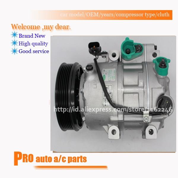 Высокое качество vs18m ac компрессор для автомобиля Hyundai Santa Fe 2.7 V6 02 (06) 97701 2b200 97701 2b201 977012b200 977012b201