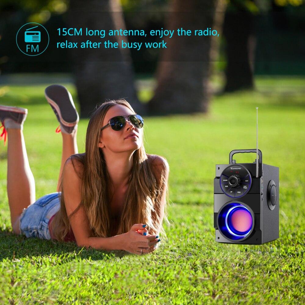 fm radio speaker 5