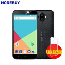 Ulefone S7 Mobile Phone 5.0 inch HD MTK6580 Quad Core Android 7.0 1GB RAM 8GB ROM WCDMA 3G Dual SIM Dual Rear Cameras 2500mAh