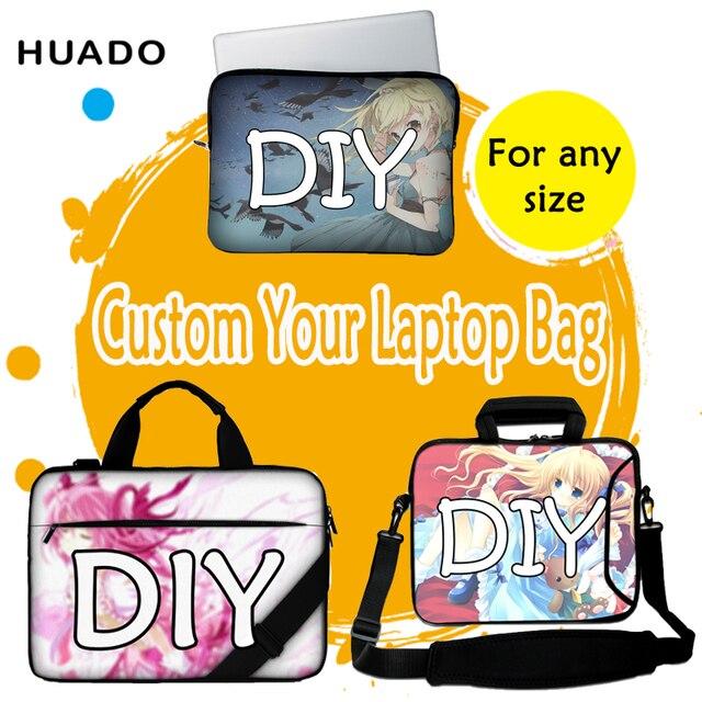 custom laptop bag 15.6 ,17 laptop liner sleeve for xiaomi air 13 DIY laptop shoulder bag for macbook air 13/dell/hp/asus/lenovo