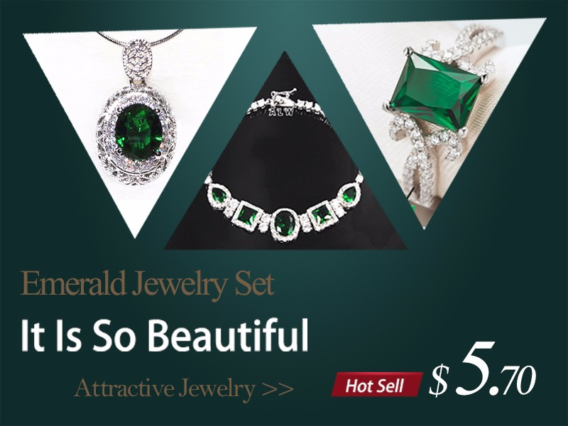 Emerald Jewelryvertical
