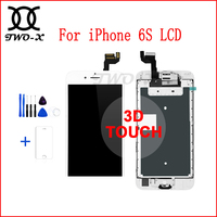 100 Testing A Quality For Iphone 6S LCD Display Full Assembly Touch Screen Digitizer Replacement Camera