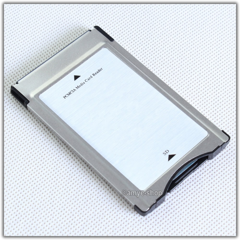 New pcmcia convert to sd card adaptor for mercedes for Mercedes benz card