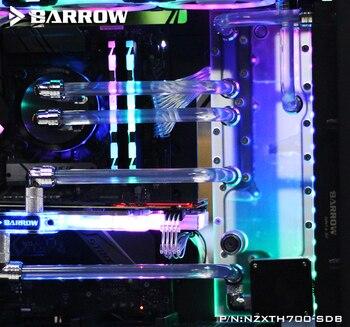 Barrow NZXTH700-SDB, Waterway Boards For NZXT H700 Case, for Intel CPU Water Block & Single / Dual GPU Buildings