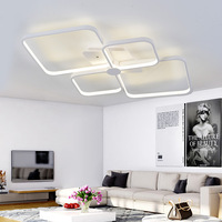 A1 Direct LED Ceiling Lamps Simple And Modern Creative Personality Atmosphere Acrylic Master Bedroom Living Room