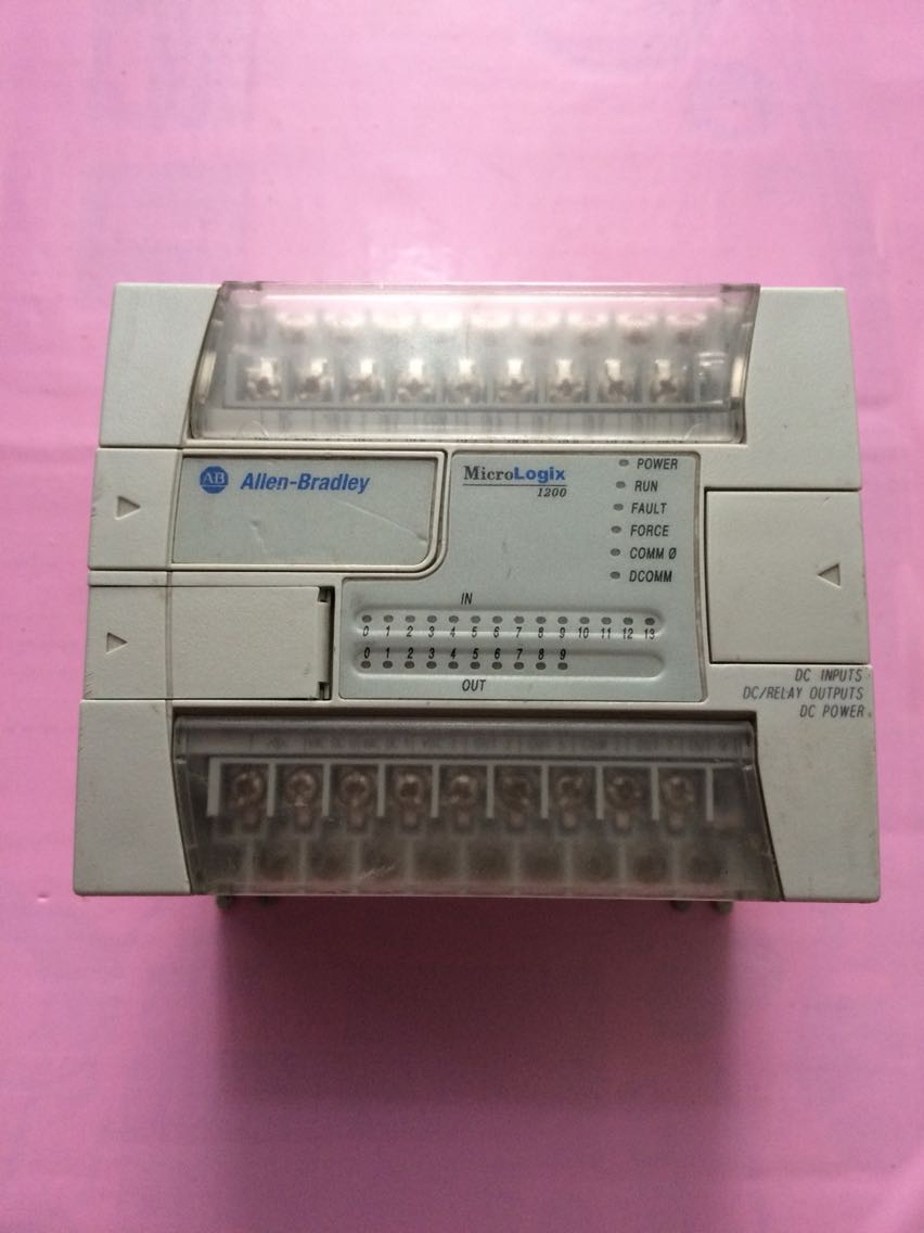 1762-L24BXB  AB-PLC used in good condition 1762 if20f2
