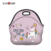 Neoprene Reusable Insulated Lunch Bag School Picnic Thermal Carrying Lunchbox Lunch Tote Container Organizer For Men