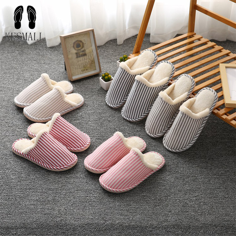 KESMAL Women Winter Warm Ful Slippers Women Slippers Cotton Sheep Lovers Home Slippers Indoor Plush Size House Shoes Woman WS305 women winter warm ful slippers women slippers cotton lovers home slippers indoor plush size house shoes woman wholesale