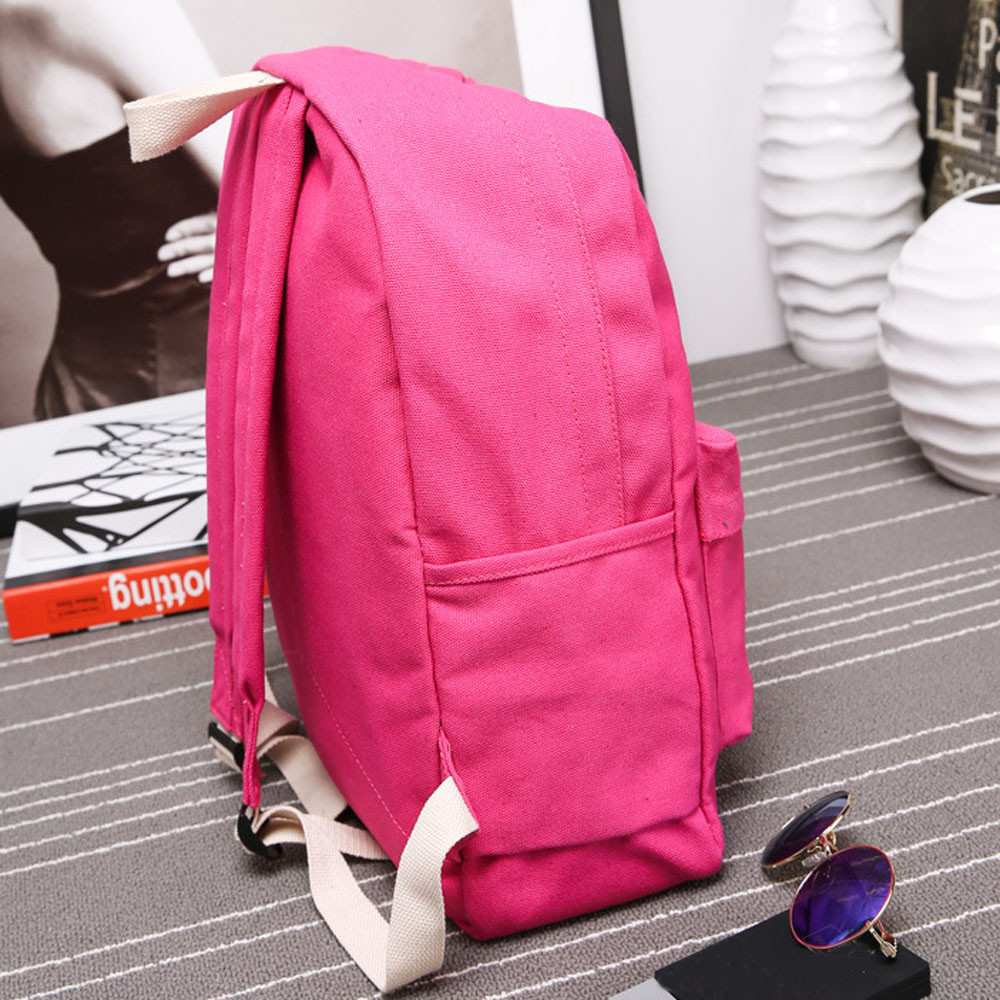 Aelicy Women Backpack For School Teenagers Girls Vintage Stylish School Bag Ladies Backpack Female Bookbag Mochila Feminina #4