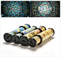 Map design Rotation kaleidoscope baby kids fancy lay in early childhood toy Autism practical funy Toys For Children GYH