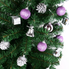 Christmas Tree Ball 36pcs/lot Hanging Xmas Party Ornament Decoration