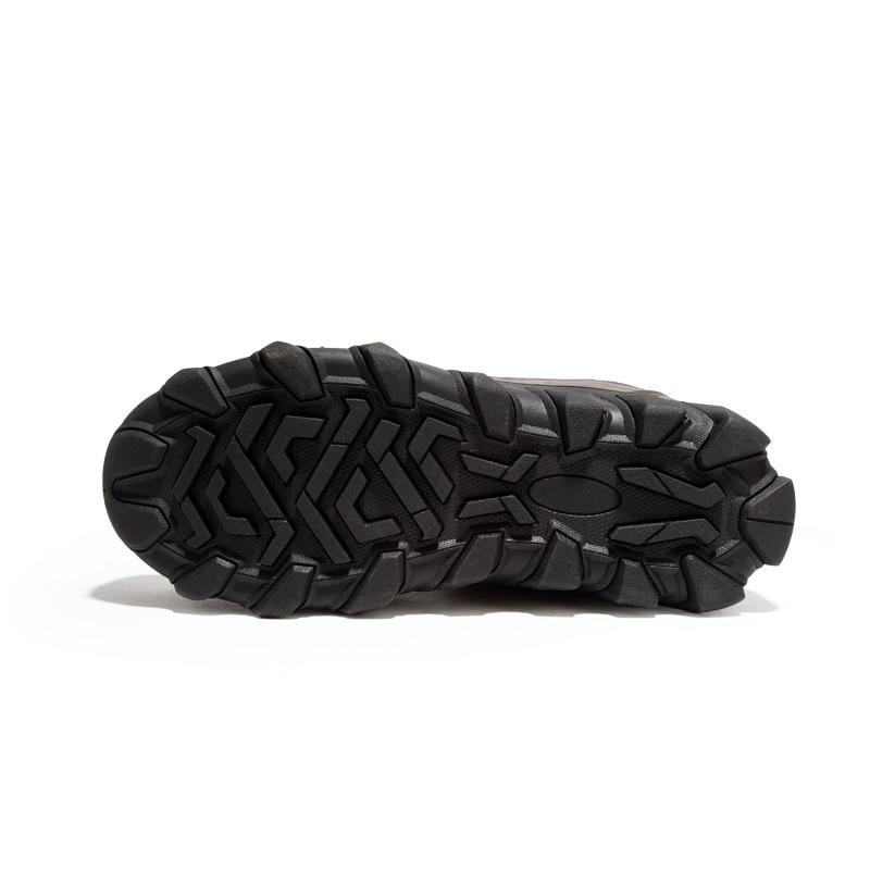 brown 39 Qualité En D'hiver Cuir Étanche Grande Supérieure De Hommes Taille 48 Chaussures Noir Neige Lacets Fourrure Black Véritable Chaud Bottes À rdCtQhxs