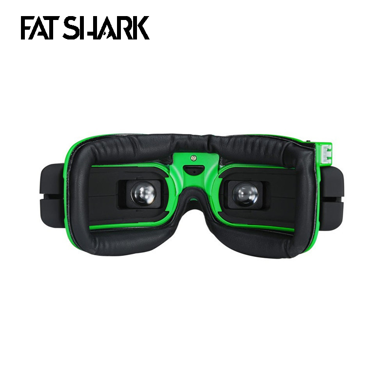 In Stock Fatshark Attitude V5 OLED 5.8Ghz True Diversity RF Support DVR AV IN/OUT FPV Goggles for RC Drone Quadcopter Spare Part-in Parts & Accessories from Toys & Hobbies    3