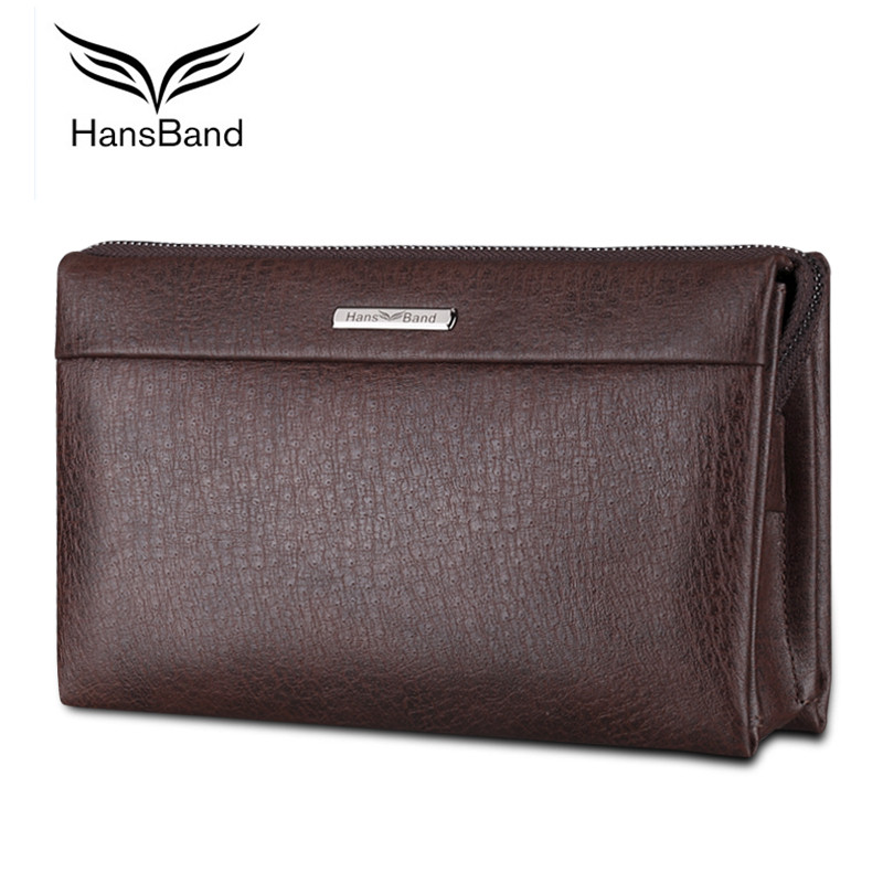 Luxury Brand Wallets For Men Genuine Leather Men Bag Cowhide Clutch Wallet Vintage Male Purse Big Capacity Phone Bag Wallet luxury genuine leather men wallets large capacity cowhide men clutch phone bag purse zipper vintage long wallet casual hand bags