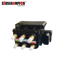 StOSSDaMPFeR New Suspension Air Supply Solenoid Valve Block For A6 A8 Phaeton Bentley 4F 4F0 616 013 3D0 013B