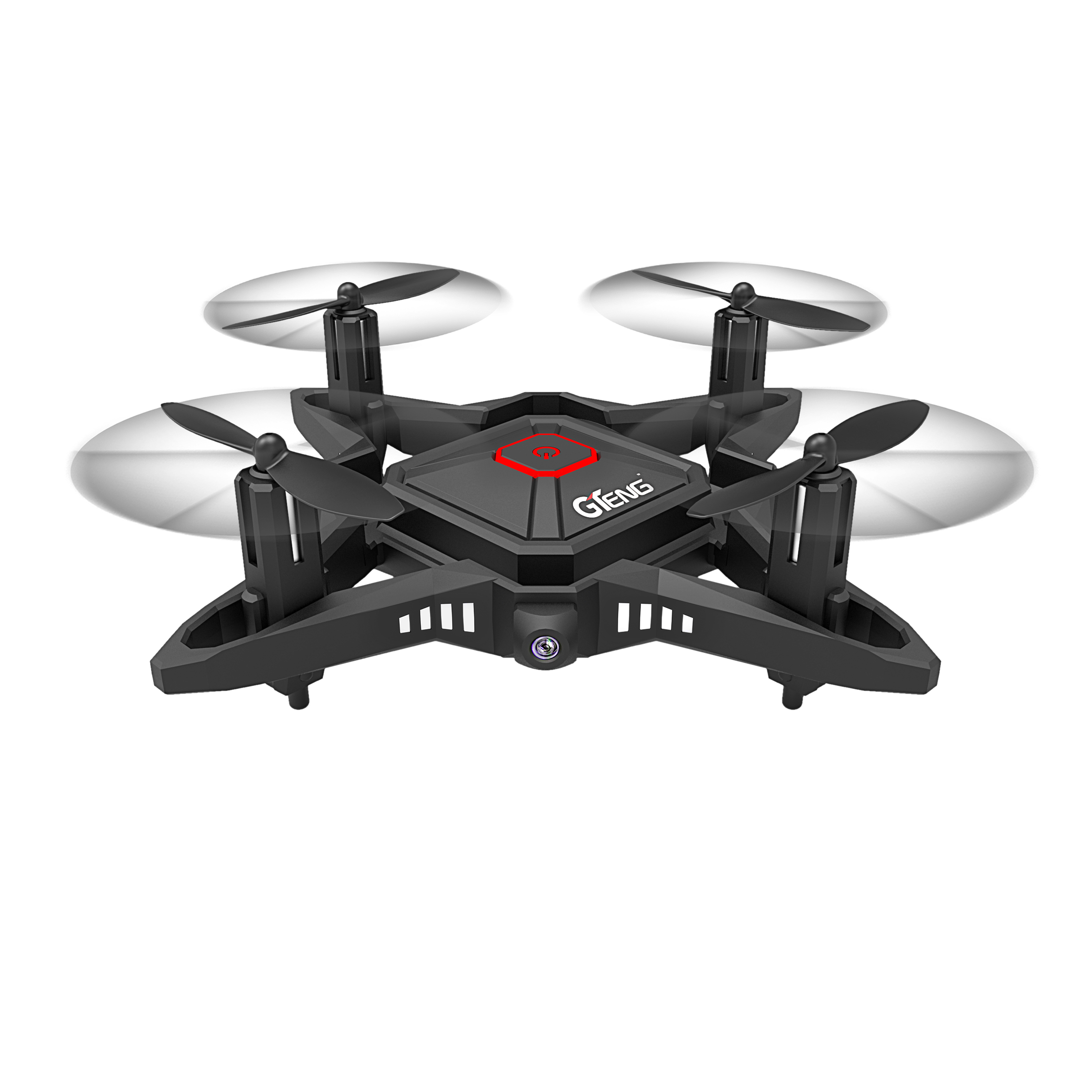GTeng T911W Mini Drone Wifi FPV 0.3MP Camera quadrocopter transformation Coreless Motor 2.4G Remote Control Helicoputer original gteng cw motor