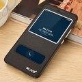 """Leather Case For Meizu M5 5.2""""/Meizu M3/Meizu M3 Mini/Meizu M3S mini 5.0"""" Mobile Phone High Quality With Window View Flip Case"""