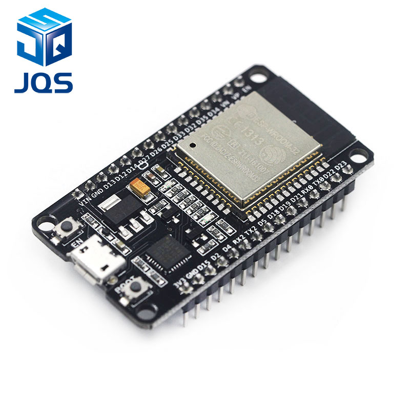 ESP-32S ESP-32 desarrollo WiFi inalámbrico Bluetooth antena para Arduino 2,4 GHz Dual Core ESP32S ESP32