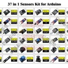 37 в 1 наборы датчиков для ARDUINO Высокое качество(работает с официальным для Arduino плат