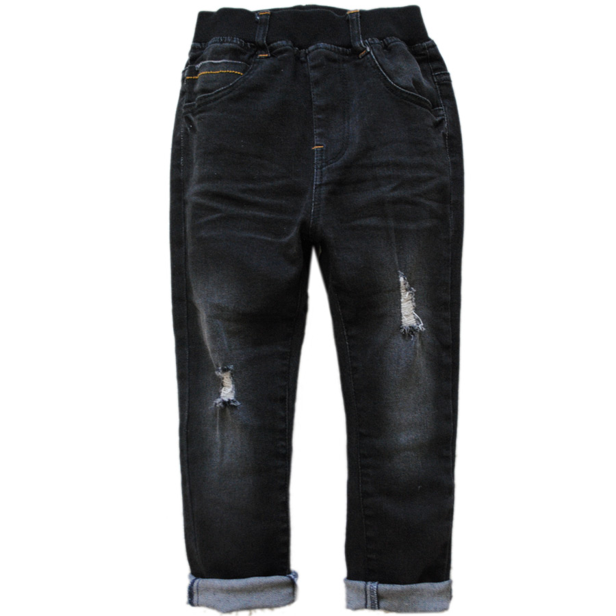 Online Buy Wholesale boys black jeans from China boys black jeans ...