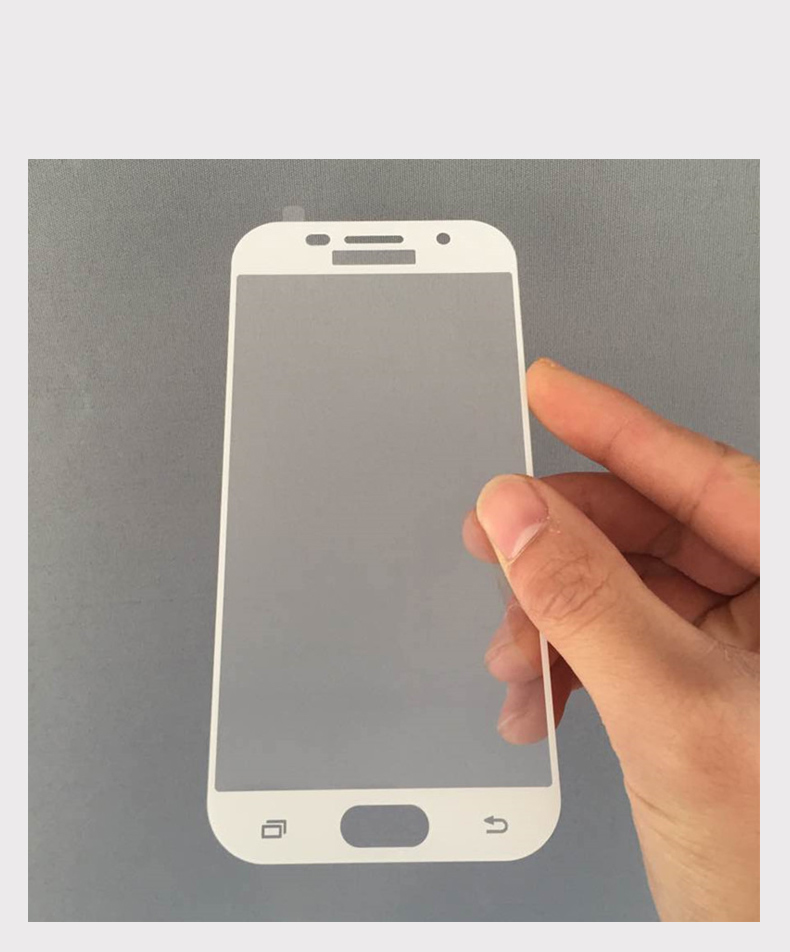 Mocolo 9H 0.33mm Full cover Tempered Glass For Samsung Galaxy A3 A5 A7 17 Screen Protector For Samsung Galaxy A3 A5 A7 cover 13