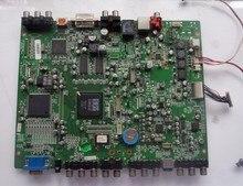 Original tcl lcd37b68-t lcd37b66-p motherboard 40-ld40v9-mac4x screen lc370wx1