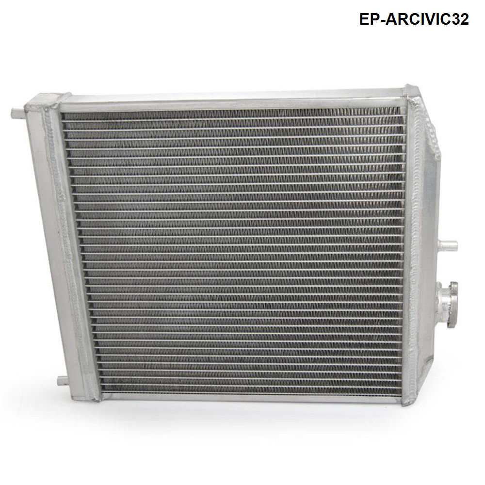 Light Weight Car Racing Aluminum Radiator For Honda Civic EK EG DEl Sol Manual 1Row 32MM