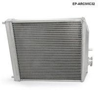 Light Weight Car Racing Aluminum Radiator For Honda Civic EK EG DEl Sol Manual 1Row 32MM Core EP ARCIVIC32