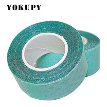 1 rouleau 1 cm 3 Yards bande de cheveux Double face adhésif imperméable SuperTapes pour Extension de cheveux dentelle perruque postiche toupet 300 cm(China)
