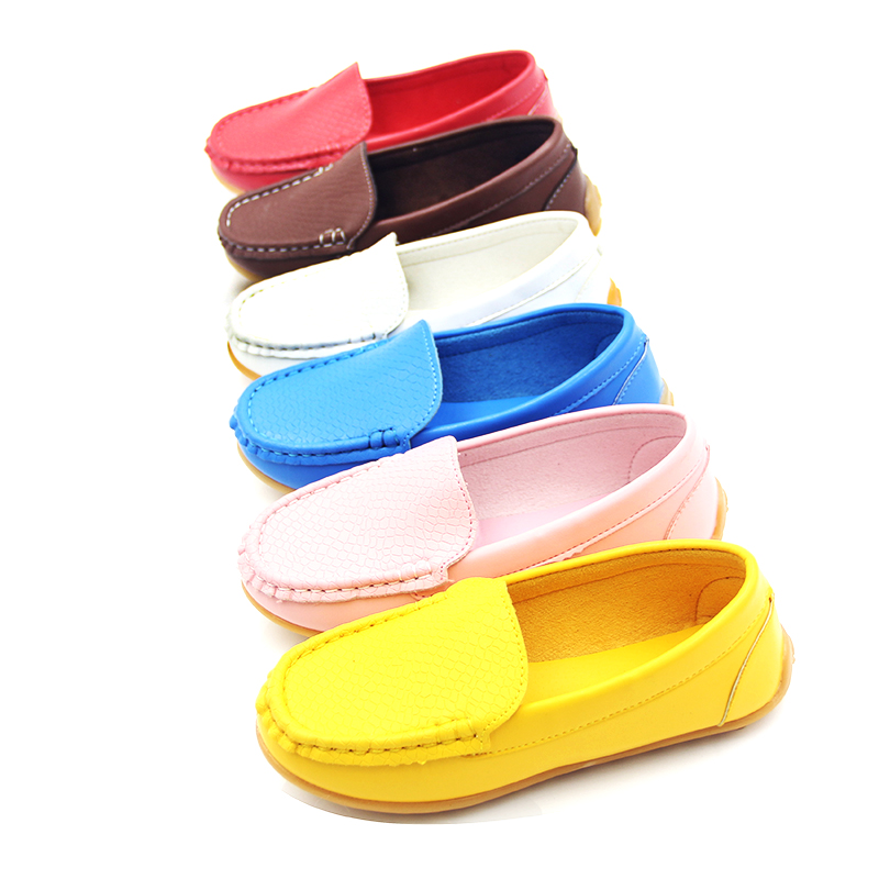 2019 New Summer Autumn Children Shoes Classic Cute Shoes For Kids Girls Boys Shoes Unisex Fashion Sneakers Size 21-36